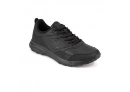Parlor 9pr Siyah Erkek Koşu Ayakkabısı