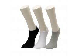 Daniel-2 Siyah Unisex Patik Çorap