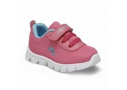 First Pembe Kız Çocuk Yürüyüş Ayakkabısı