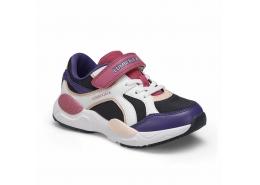 Newton JR Lacivert Kız Çocuk Yürüyüş Ayakkabısı