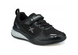 Justus J Siyah Erkek Çocuk Yürüyüş Ayakkabısı