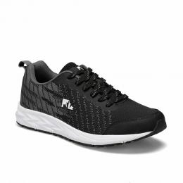 Zenho Wmn Siyah Kadın Koşu Ayakkabısı