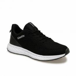 Venson Siyah Erkek Koşu Ayakkabısı