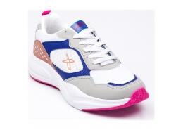 Wesley W Beyaz Kadın Comfort Ayakkabı