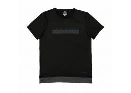 Odele Kk Siyah Erkek Tişört