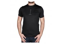Georgia Kk Erkek Siyah Tişört