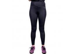 Basic Leggings Kadın Siyah Yüksek Bel Tayt