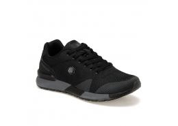 Vendor Erkek Siyah Sneaker Ayakkabı