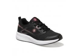 Mission Kadın Siyah Koşu Ayakkabısı (100587200)