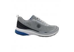 Cesar Erkek Gri Koşu Ayakkabısı (100601855)