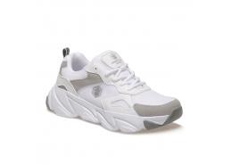 Mila Kadın Beyaz Sneaker Ayakkabı (100662813)