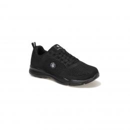 Agatha Erkek Siyah Spor Ayakkabı (100781560)