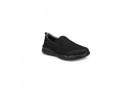 Liponis Kadın Siyah Spor Ayakkabı (100785566)
