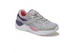 Newton Kadın Gri Spor Ayakkabı (100785968)