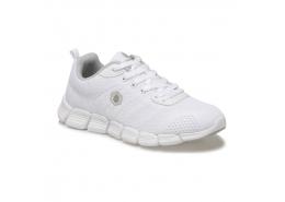 Steps Kadın Beyaz Yürüyüş Ayakkabısı (100786811)