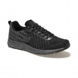 Zenho Erkek Siyah Koşu Ayakkabısı (100787361)