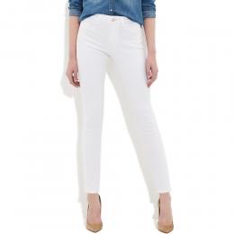 Alissa Gold Kadın Beyaz Jean Pantolon