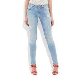 Adriana LT Ripped Glam Kot Pantolon (1072822890)