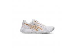 Upcourt 4 Kadın Beyaz Voleybol Ayakkabısı (1072A055-103)