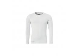 Likralı Uzun Kol Erkek Beyaz İçlik (1101751-BEYAZ)