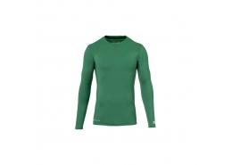 Likralı Uzun Kol Erkek Yeşil İçlik (1101751-YEŞİL)