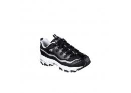 D'lites-Now & Then Kadın Siyah Sneaker (11923 Bksl)