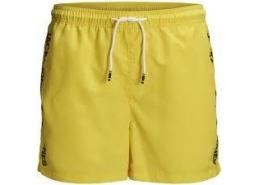 İcali Erkek Deniz Şortu (12151109-Vibrant Yellow)