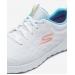 Go Walk Joy Kadın Beyaz Yürüyüş Ayakkabısı (124191 WMLT)