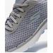 Go Walk 6 - İconic Vision Kadın Gri Spor Ayakkabı (124514 GYBL)