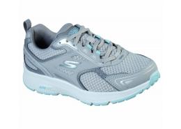 Go Run Consistent Kadın Gri Koşu Ayakkabısı (128075-Gytq)