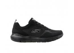 Flex Appeal 3.0-Go Forward Kadın Siyah Spor Ayakkabı