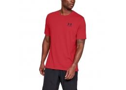 Sportstyle Left Chest Kırmızı Tişört (1326799-600)