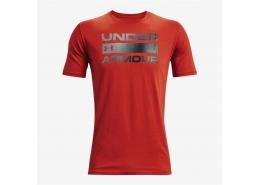 Team Issue Wordmark Erkek Kırmızı Tişört (1329582-839)