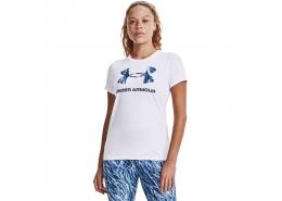 Live Sportstyle Graphic Kadın Beyaz Tişört (1356305-104)