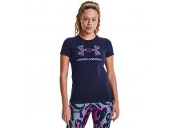 Sportstyle Graphic SSC Kadın Lacivert Tişört (1356305-410)
