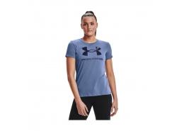 Sportstyle Graphic SSC Kadın Mavi Tişört (1356305-470)