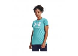 Live Sportstyle Graphic Kadın Mavi Tişört (1356305-476)