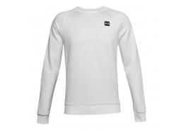 Rival Fleece Crew Erkek Beyaz Sweatshirt