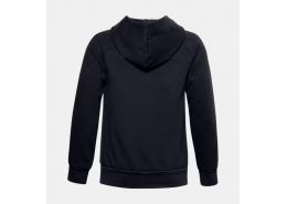 Rival Fleece Çocuk Siyah Sweatshirt (1357585-001)