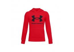 Rival Fleece Çocuk Kırmızı Sweatshirt (1357585-600)