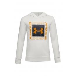 Rival Fleece Çocuk Beyaz Sweatshirt (1357588-112)