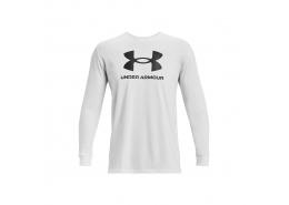 Sportstyle Logo Erkek Beyaz Tişört (1362743-100)