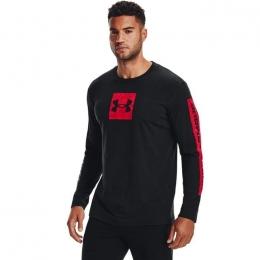 Camo Boxed Erkek Siyah Sweatshirt (1366464-001)