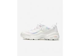 Skechers D'lites - Ocean Dreaming Kadın Beyaz Sneakers (149098 WSL)