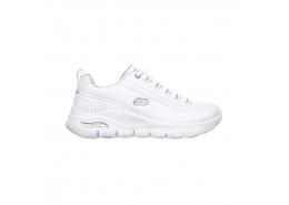 Arch Fit Citi Drive Kadın Beyaz Spor Ayakkabı