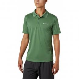 Zero Rules Erkek Yeşil Polo Tişört