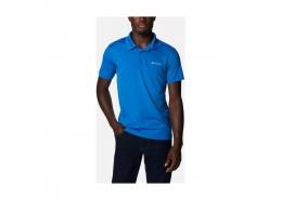 Zero Rules Erkek Mavi Polo Tişört (Am6082)