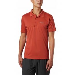 Zero Rules Erkek Kırmızı Polo Tişört