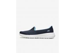 Go Walk Joy Kadın Lacivert Yürüyüş Ayakkabısı (15648 NVBL)