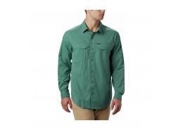 Silver Ridge Erkek Yeşil Gömlek